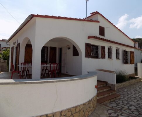 House to rent L'Escala 500mts from Riells Beach