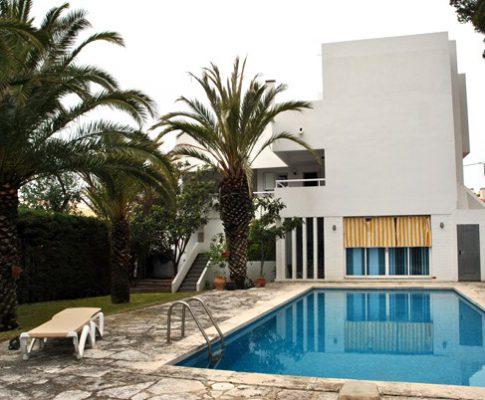 Nice Haus An Der Costa Brava Zu Mieten. La Clota