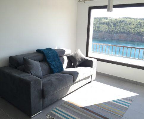 Apartament amb vista al mar Montgó per Llogar a L'Escala