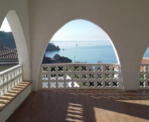 Villa à louer belle vue sur mer Illa Mateua