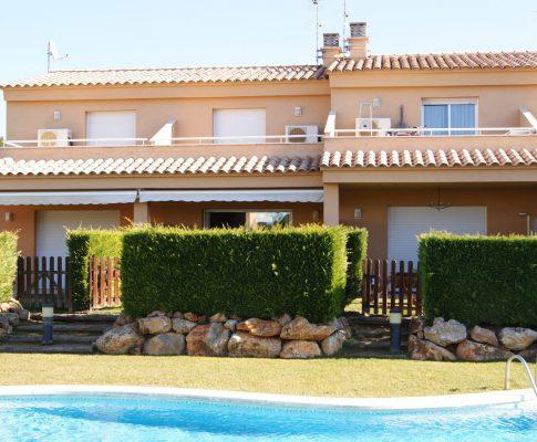 Haus In Lu0027Escala Costa Brava Zu Vermieten. Oasis