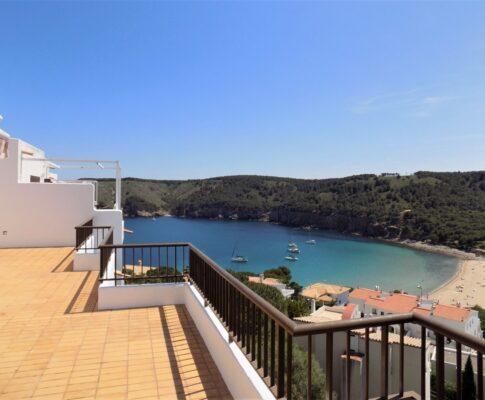 Apartament per llogar amb vistes panoràmiques a Montgó