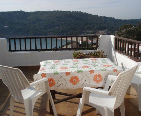 Apartamento en alquiler magníficas vistas Punta Montgó