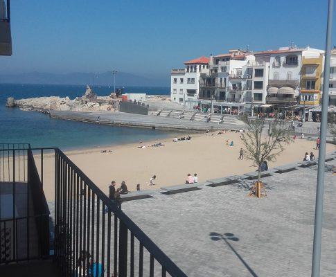 apartament de lloguer a prop de la platja