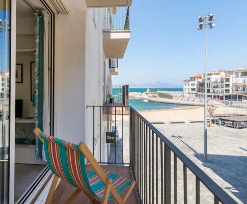 Appartement à louer Centre-proche plage L'Escala
