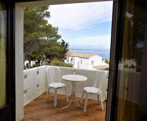 Llogar apartament illa Mateua vistes al Mar