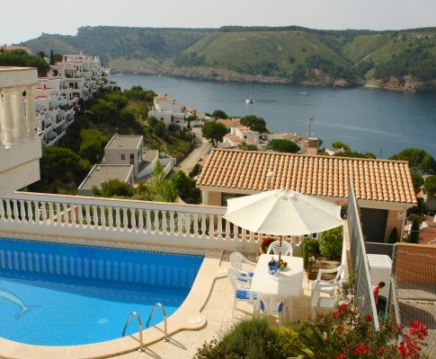 INDIVIDUAL HOUSE WITH POOL AND MAGNIFICENT VIEW TO CALA MONTGÓ
