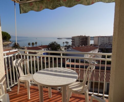 Apartament per llogar vista mar L'Escala