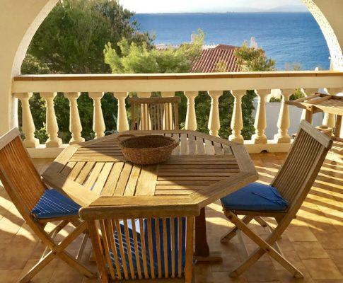 Casa con magníficas vistas Illa Mateua L'Escala