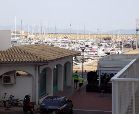 Apartment to rent L'Escala close to the harbour