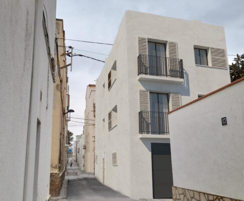 APARTAMENTS NOVA CONSTRUCCIO AL CASC ANTIC DE L'ESCALA
