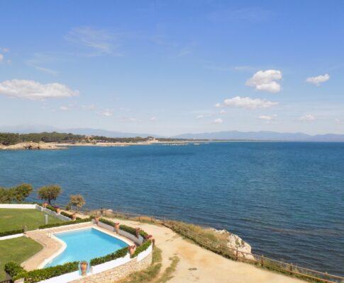 Apartamento con sensacionales vistas al mar